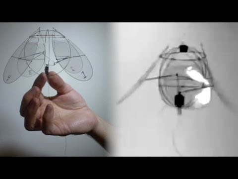 This Tiny Flying Robot is Inspired by Jellyfish