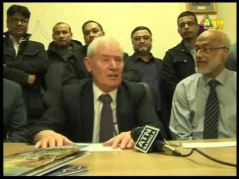 Coventry Bengali Community meet with Local MP for bringing back British Visa Office in Dhaka