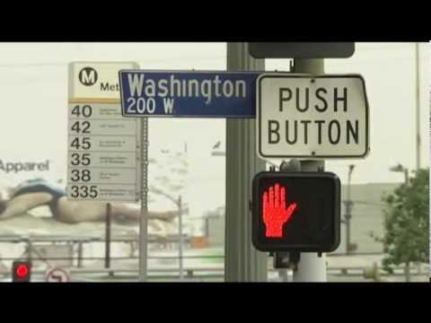 Los Angeles Red Light Camera Program a Failure