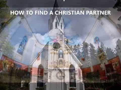 How To Find A Christian Partner