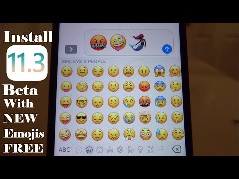 NEW Install iOS 11.4 Beta 1 FREE Without A Dev Account NO Computer iPhone, iPad & iPod Touch