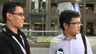 Indonesia Di Mata Warga Tiongkok