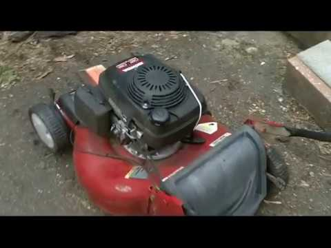 Safety / Stop Cable Lawn Mower Fix Repair Replacement