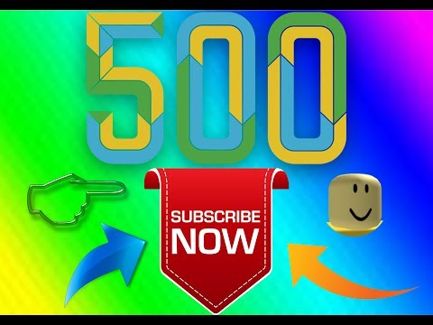 500 subscribers! THANK U SO MUCH ;PP