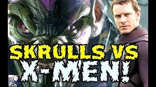 Skrulls Vs X men Dark Phoenix Fox Se Adelanta A Marvel Studios Batalla En La Onu