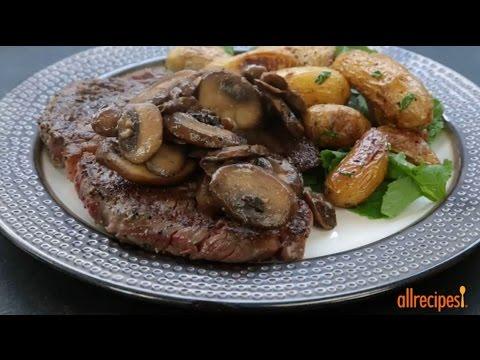 Mushroom Recipes How To Make Sauteed Mushrooms