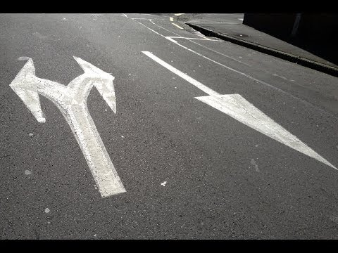 Mock theory test - NZ Road Code - Road position