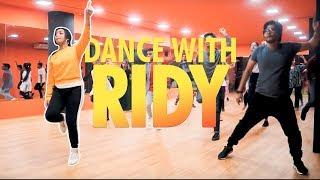 Dance with Ridy | Dance Classes in Dhaka | Dance School in Bangladesh | Ruslan's studio