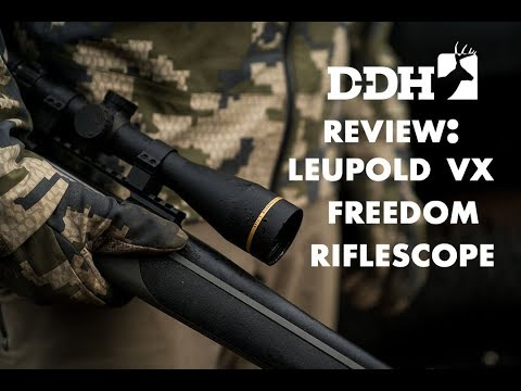 New Hunting Scope: Leupold VX-Freedom