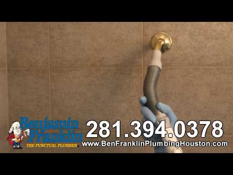 How to Fix a Leaky Shower Head | Ben Franklin Plumbing | Houston, Texas