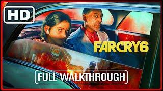 FAR CRY 6 Full Gameplay Walkthrough (Male Dani) No Commentary HD