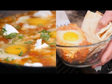 Shakshuka -- Best Breakfast Recipe