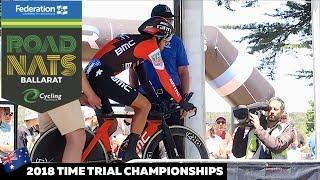 2018 Australian Elite National Time Trial Championships - Jan 5th 2018