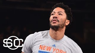 Derrick Rose Signs One-Year Deal With Cavaliers | SportsCenter | ESPN
