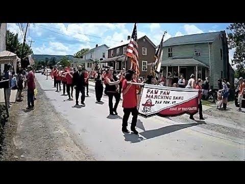 Paw Paw West Virginia Memorial Day Parade 2018