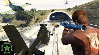Let's Play: GTA V - Plane Insertion