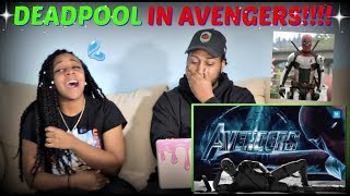 Download MightyRacoon! ″Deadpool Invades Avengers: Endgame Trailer 2″ REACTION!!! Video