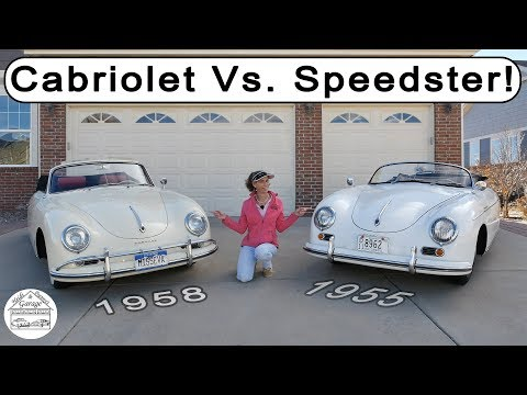 Speedster Vs. Cabriolet -- Which is better?