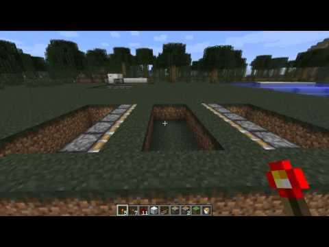 MCTUT - Sliding Underground Base 2.0