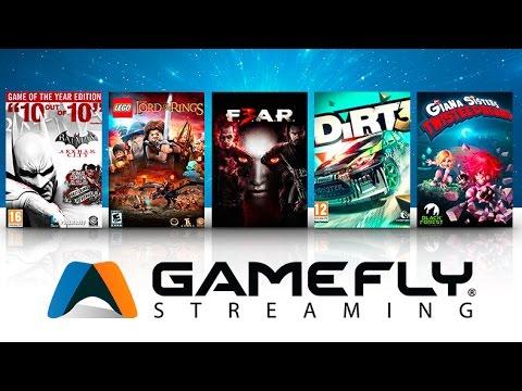 Vale a pena? GAMEFLY streaming pela TV (Samsung JU6500) Smart TV UHD Games [ZeroQuatroMidia]