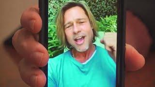 Watch Brad Pitt SURPRISE Missouri State University Graduates With a Sweet Video Message
