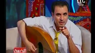 """#x202b;المطرب سعيد عثمان يهدي اغنية بصوته علي الهواء بمناسبة عيد ميلاد الفنان """"محمود ياسين""""#x202c;lrm;"""
