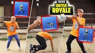 Fortnite Dance Challenge #2 | Tary Camp 2019