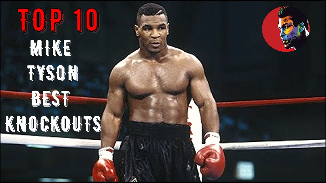 Top 10 Mike Tyson Best Knockouts HD #ElTerribleProduction