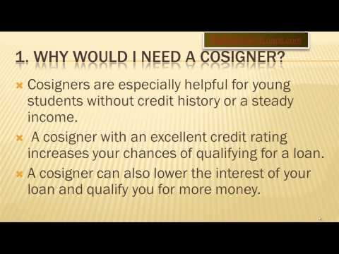 4 Questions On Getting a Student Loan Without a Cosigner
