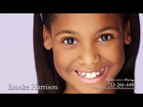 Brooke Harrison is represented by Pastorini-Bosby Talent-a Texas Top Talent Agency 2014