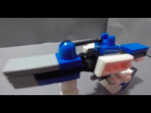 Lego Transformers #17: ShockWave