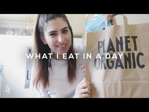 FOOD HAUL & WHAT I EAT IN A DAY | Lily Pebbles