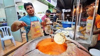 Download BEST STREET FOOD IN MELAKA, MALAYSIA + INDIAN Street Food ! MOUTHWATERING Malaysian STREET FOOD Tour Video