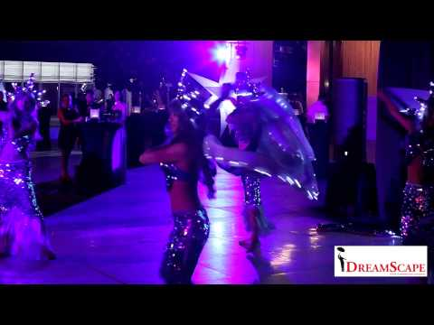 Mermaid Dance Perfrormance