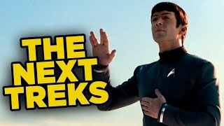10 Star Trek TV Shows And Movies Currently In The Works