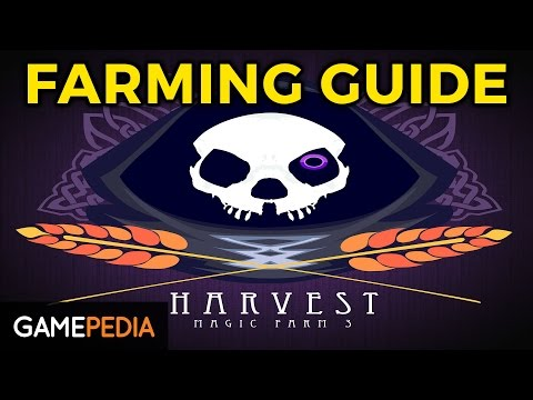 Minecraft Magic Farm 3: Harvest Farming / Agricraft Guide ft Jaded Cat - Gamepedia