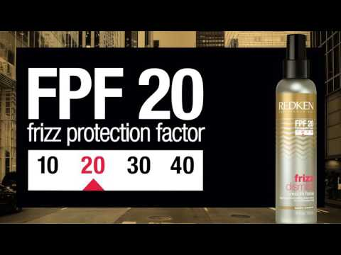 How To Control Frizz on Fine to Medium Hair   Redken Frizz Dismiss