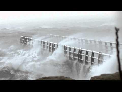 Hurricane Sandy Storm Surge Low Tide West HAven CT 10/29/12