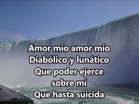 Camilo Sesto - Amor Mio Que Me Has Hecho - Con Letras