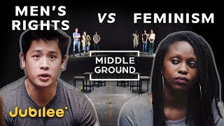 Men's Rights vs Feminism: Is Toxic Masculinity Real?