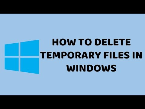 How to Delete Temporary Files in Windows | Easy Tutorials in Hindi
