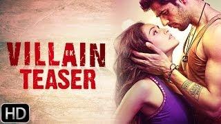 Ek Villain - Official Teaser   Sidharth Malhotra, Shraddha Kapoor, Riteish Deshmukh