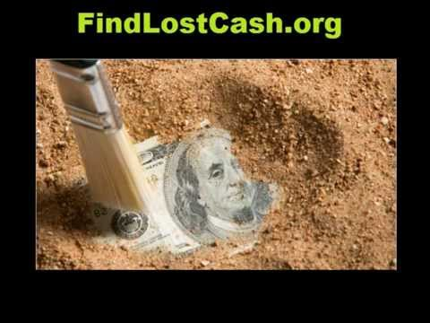 Find Lost Cash California Unclaimed Funds