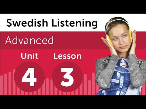Swedish Listening Practice - Discussing Product Packaging in Swedish