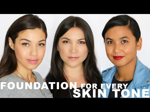 FOUNDATION TUTORIAL | How to Find the Best Shade of Foundation | Eman