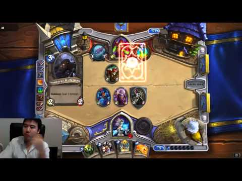 Hearthstone Hands-on: Episode 02 - Unlock all Characters + Mage vs Mage