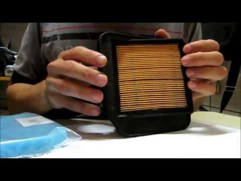 Importância do filtro de ar