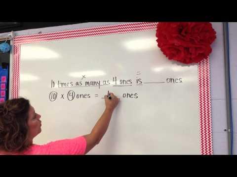 4th Grade- Lesson 1: Module 1 Tutorial Video