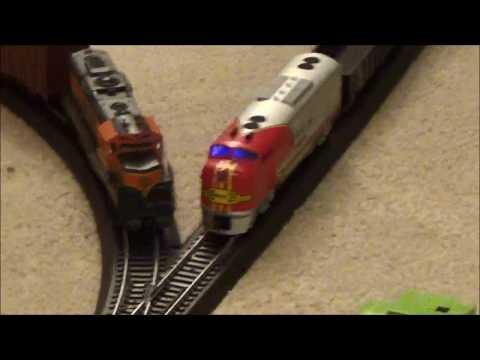 No DCC WiFi Model Train Control