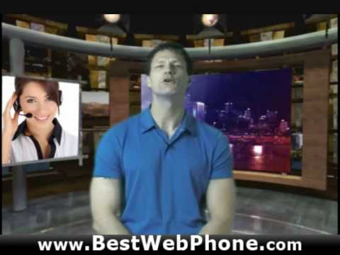 ET Phone Through Internet! Super Small Business PBX Video